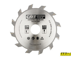 Grooving saw blades - industrial line
