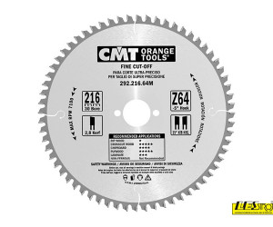 Saw blades to cut solid wood - soft and hard wood