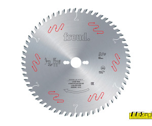 Saw blades for laminated panels - two-sided melamine