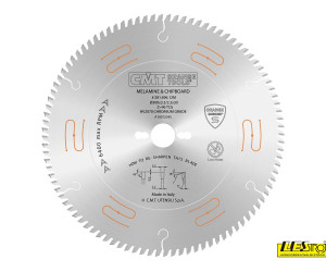 Saw blades for laminate panels and composite materials