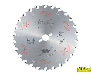 Saw blades for ripping