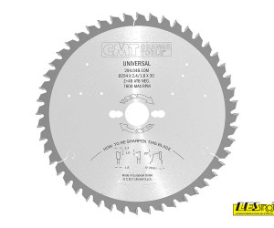Circular saw blades - industrial rip and crosscut