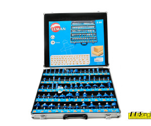 Bit set LEMAN 66 pieces