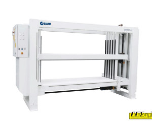 Electro mechanical cabinet clamp SCM Action e