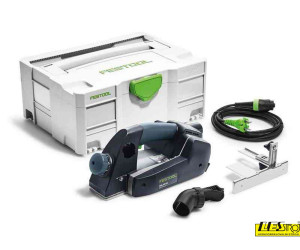 One handed planer FESTOOL EHL 65 EQ-Plus