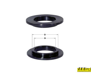 Pair of bore reducers CMT