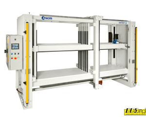Automatic assembly clamp SCM ACTION P