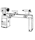 Wood-turning lathes